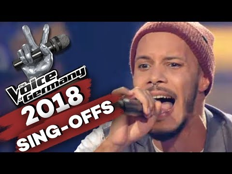 Linkin Park - Breaking The Habit (Sascha Coles) | The Voice of Germany | Sing-Offs