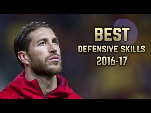 Sergio Ramos 2016-17 | Best Defensive Skills | HD