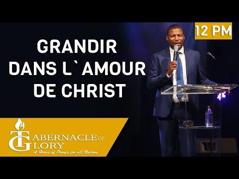 Pasteur Grégory Toussaint | Grandir Dans l'Amour de Christ: Honnêteté | TG | 12:00 PM