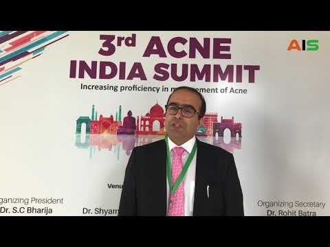 Dr Rohit Batra, Organizing Secretary, AIS 2018