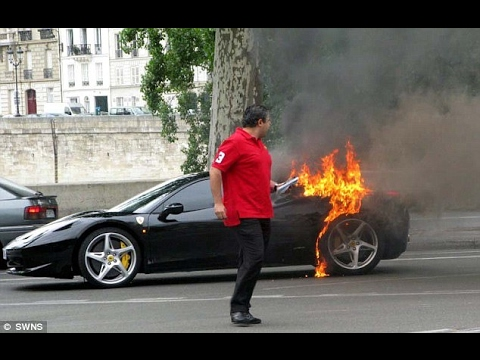 Idiot Supercar Fails Expensive Luxury Driving Crash Compilation
