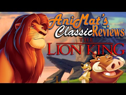 The Lion King (1994) - AniMat's Classic Reviews
