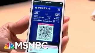 NYT: Smart Phone Apps Are Tracking Your Every Move, Selling The Data | Hallie Jackson | MSNBC