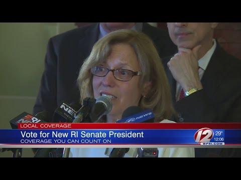 RI Senate Set to Vote on New President