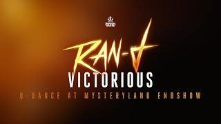 Ran-D & Clockartz - Victorious [Endshow Q-Dance at Mysteryland 2017]