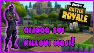 CANGALA BUU ALL OF THE KILLERS ARE MINE! | * GIVEAWAY * IN THE DESCRIPTORS! | * FORTNITE BALKAN *