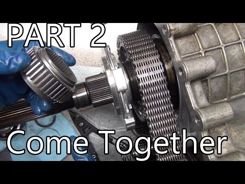 Chevy GMC Transfer Case Rebuild What To Repair Pt  2