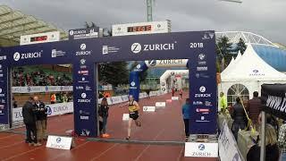 zurich Maratón Donostia/San Sebastián - Meta 21k