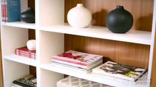 Manhattan Comfort Greenwich Bookcase Collection