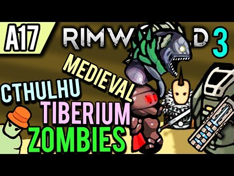 rimworld-alpha-17-modded-|-zombies!-(lets-play-rimworld-/-gameplay-part-3)