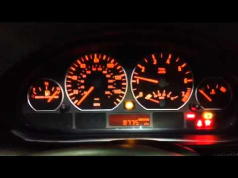 E46 LS3 Arduino Driving the Cluster