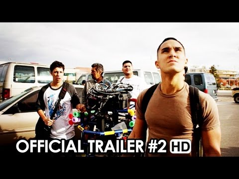 SPARE PARTS Official Trailer #2 (2015) HD