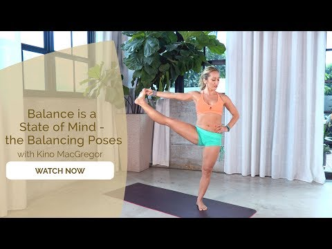 Ashtanga Yoga Primary Series: The Balancing Poses Class Sample