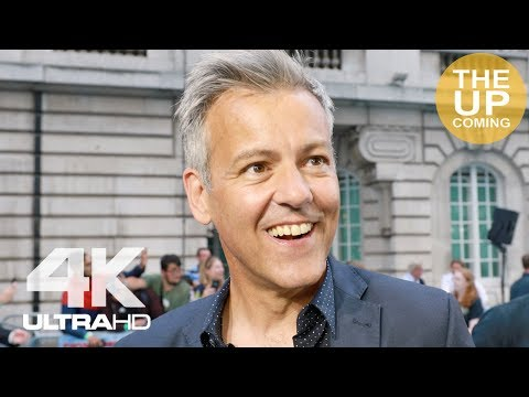 Rupert Graves interview at Swimming with Men at premiere