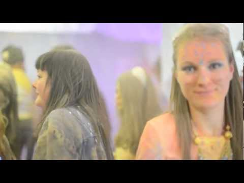 The Tatty Devine I Love Holi party (2013)