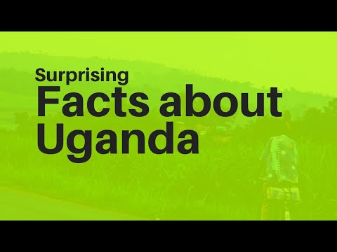 Surprising facts about Uganda