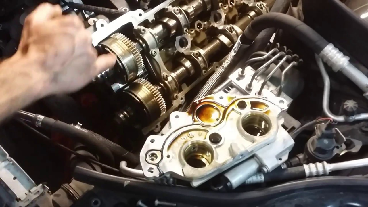 Mb E63 Amg M156 Camshafts Issues Part 1