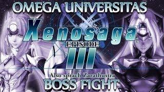 Ⓦ Xenosaga Episode 3 Walkthrough - Omega Universitas Boss Fight