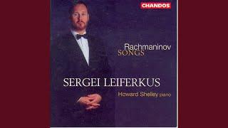 6 Songs, Op. 8 (text by H. Heine and T. Shevchenko) : No. 2. Ditya kak tsvetok ti prekrasna...