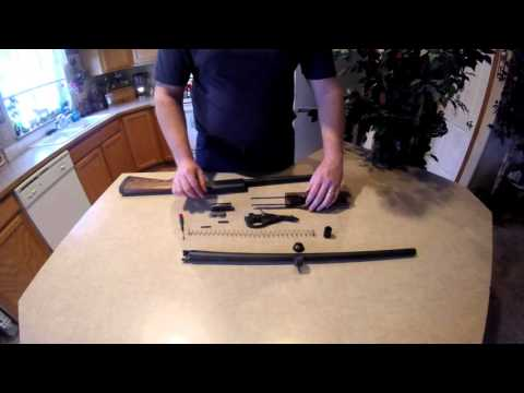 Remington 870 Express disassembly and Reassembly