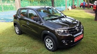 Renault kwid test drive review