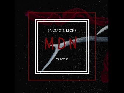 BAARAC & RICH$ - MDN (prod. FRYDA)