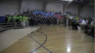 jubilate alleluia lightfoot junior high superconference mass choir