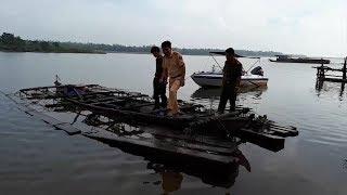 Tin Tức 24h : Quảng Nam bắt giữ ghe máy vận chuyển 36 phách gỗ trái phép