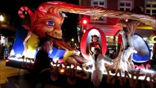 Parade des jouets québec 2016