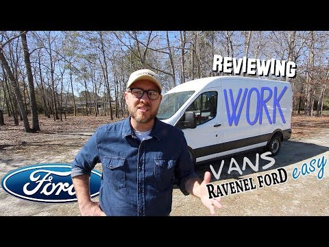 Review - 2018 Ford Transit & Transit Connect | Comparing all Versions Available at Ravenel Ford