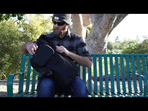 """REVIEW: Rothco Everyday Carry Transport Pack (Discrete """"Gray Man"""" Backpack for EDC!)"""