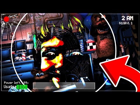 J'AI EU LE SECRET DE L'ENFANT !  || FNAF : ( Ultimate Custom Night )