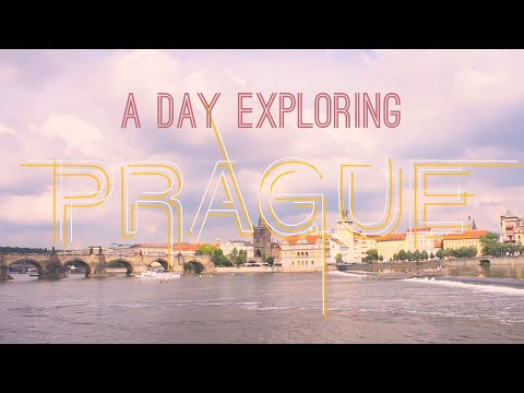 Lost in Prague -- Exploring the Architecture, Food, And Street Art of the Czech Capital