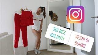 Instagram fans mi VYBÍRAJÍ OUTFITY!