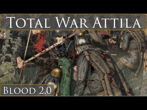 Total War Attila Blood and Burning DLC 2.0 - Hotfix Overview