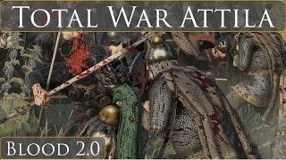 Total War Attila Blood and Burning DLC 2.0 - Hotfix Overview