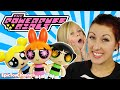 POWERPUFF GIRLS Toy Parody & Buttercup, Blossom, Bubbles & New Powerpuff Girls by Epic Toy Channel