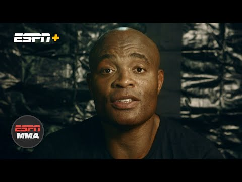 Anderson Silva, Uriah Hall discuss their journeys to the Octagon | UFC Destined | ESPN MMA