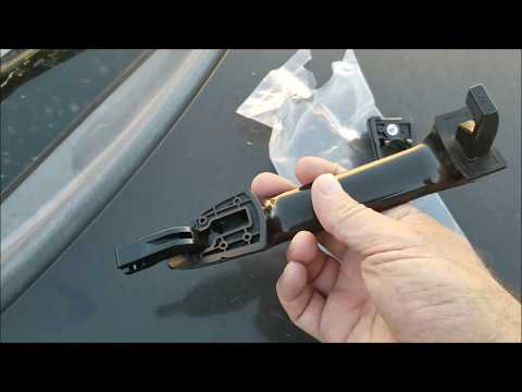 Replace  Outside Door Handle on a 2005-2008 Kia Spectra