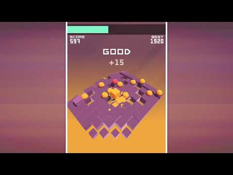 Splashy Cube: Color Run 1