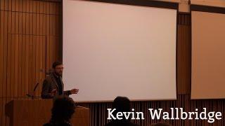 Philosophy Think Tank 2014: Kevin Wallbridge Thumbnail