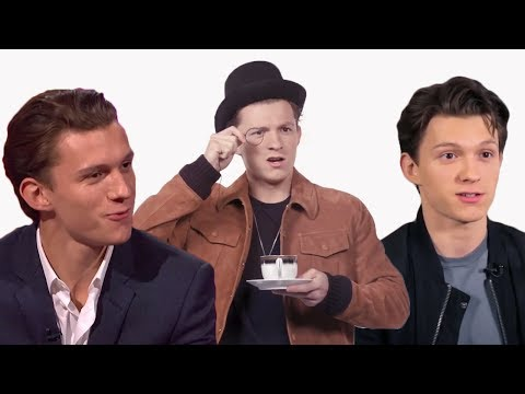 Tom Holland Funny Moments 2017 || Part 2