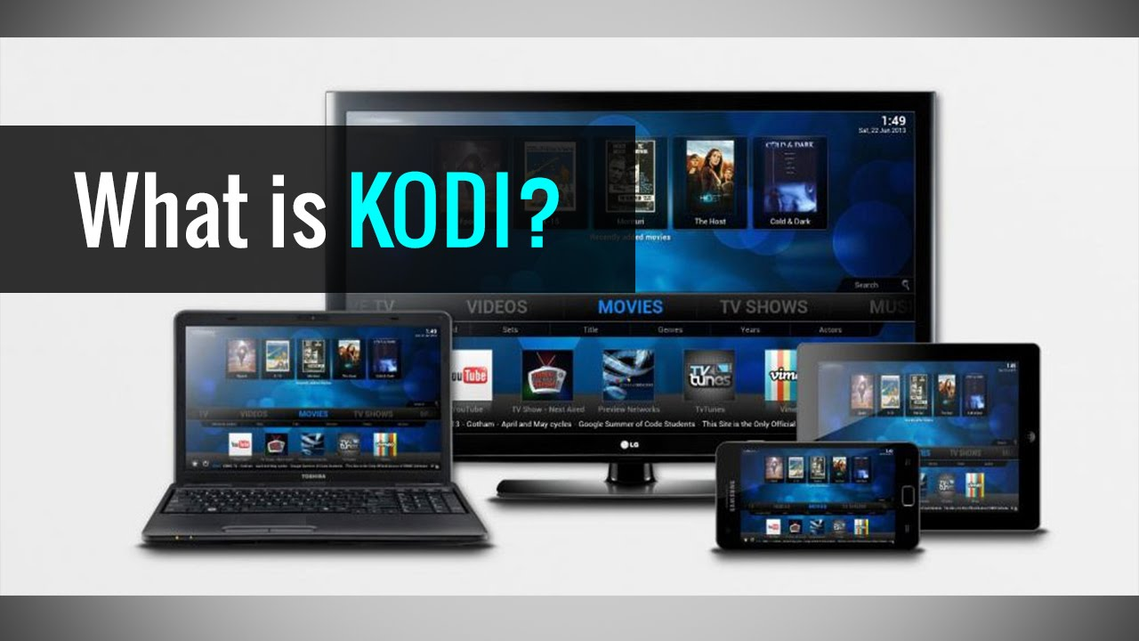 Image result for what is kodi