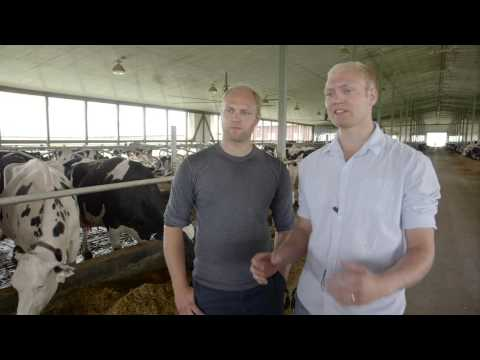 Lely Dairy XL - North America compilation (English / America)