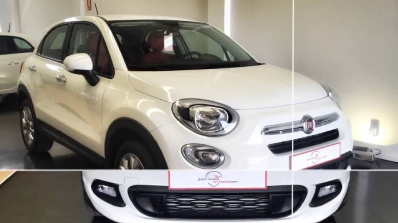 entrega fiat 500x 1 6 mjet 120cv popstar 4x2 blanco gelato quiero comprar un coche madrid. Black Bedroom Furniture Sets. Home Design Ideas