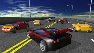 How to create a racing game   3D Rad part 4
