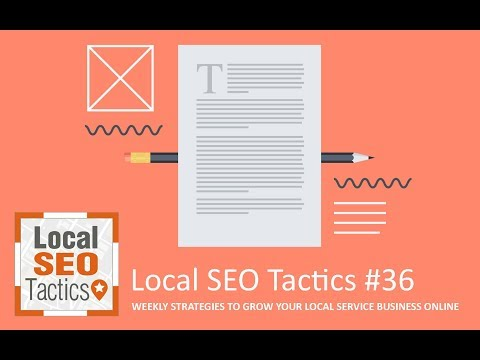 Using Category Pages For SEO Improvements On Your Website   036