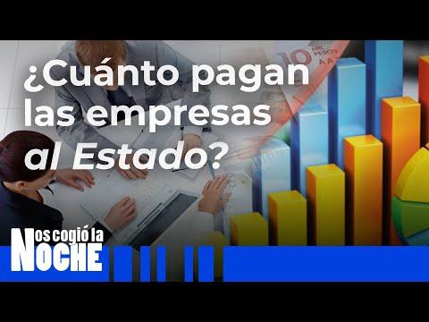 En Colombia Las Empresas entregan $62 de Cada $100 Ganados Al Estado - Nos Cogió La Noche