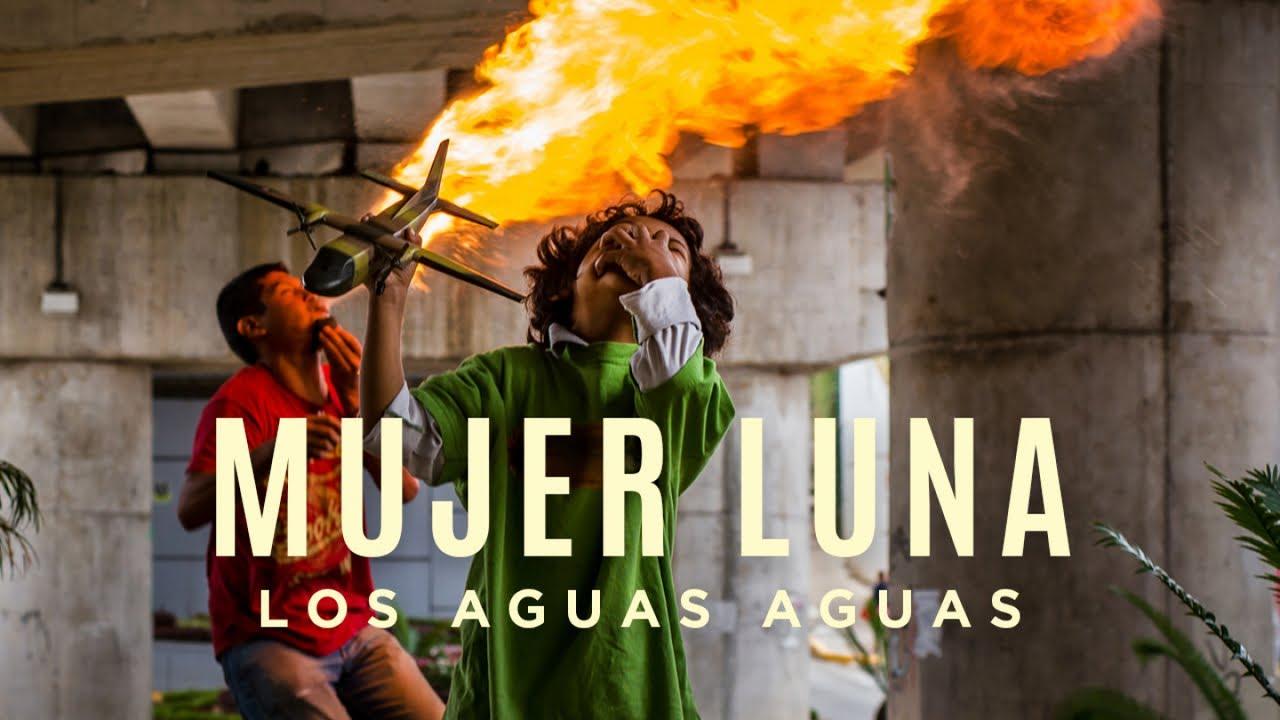 Los Aguas Aguas - Mujer luna (Video oficial)