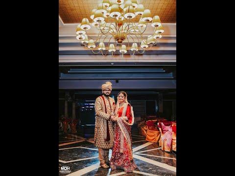 BEST MUSLIM WEDDING SHOOT PATNA | SHEHLA & ZEESHAN |HOTEL CHANAKYA PATNA(MOH - MEMORIES OF HAPPINESS